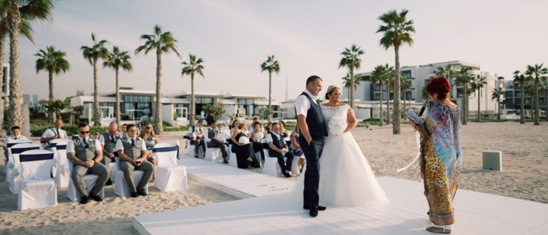 Beach Wedding Dubai Nikki Beach