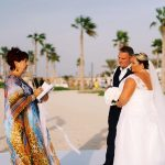 Beach Wedding Nikki Beach Dubai