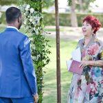 Wedding Melia Desert Palm Dubai