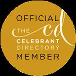 The Celebrant Directory Badge