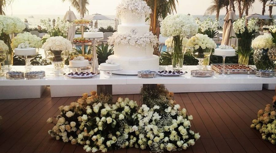 Formal Wedding Cake